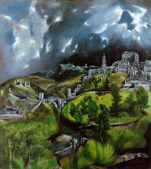 Ελ Γκρέκο (El Greco) - Δομήνικος Θεοτοκόπουλος - 02