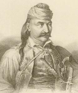 Θεόδωρος Κολοκοτρώνης: η προσωπογραφία του Karl Krazeisen